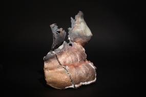 2014. Bronze, Ceramic Shell.